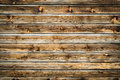 Natural Brown Barn Wood Wall. Wooden Textured Background Pattern. Stock Image - 97152501