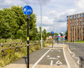 Cycle Path Stock Images - 97168604