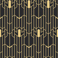 Abstract Art Deco Seamless Pattern Stock Images - 97275604