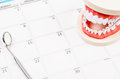 Dental Appointment Concept. Stock Photography - 97290022
