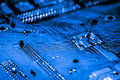 Close Up Of Circuits Electronic On Mainboard Technology Computer Background  Logic Board,cpu Motherboard,Main Board,sys Royalty Free Stock Images - 97303959