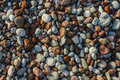 Pebbles Or Gravel Backdrop Stock Photo - 97329290
