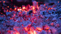 Embers Glowing Stock Photos - 97367393