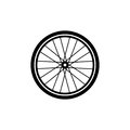 Bicycle Wheel Vector Icon Royalty Free Stock Photos - 97368918