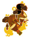African Drummer Royalty Free Stock Image - 9741146