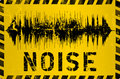 Noise Warning Sign, Royalty Free Stock Images - 97407479
