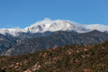 The Scenic Beauty Of The Colorado Rocky Mountains - Pikes Peak Royalty Free Stock Images - 97469589
