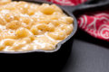 Macaroni And Cheese In A Skillet Stock Images - 97472374