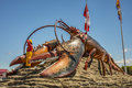 World`s Largest Lobster - Shediac Royalty Free Stock Photos - 97489478