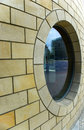 Round Window Royalty Free Stock Photography - 9759377