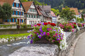Schiltach In Black Forest, Germany Stock Photography - 97503512