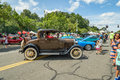 Car Show In  Manchester Connecticut Stock Photography - 97597372