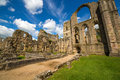 Fountains Abbey North Yorkshire Stock Photo - 97702400
