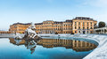 Schonbrunn Palace In Vienna, Austria Royalty Free Stock Image - 97738126