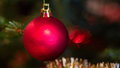 Christmas Tree Decorations Close-up Stock Image - 97797891