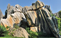China S Stone Forest Stock Images - 9780474