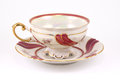 Vintage Cup And Saucer Stock Photography - 97818082