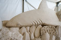 Sand Sculptures At Pier 60 Sugar Sand Festival Royalty Free Stock Photos - 97855128