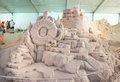 Sand Sculptures At Pier 60 Sugar Sand Festival Royalty Free Stock Images - 97855409