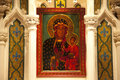 Mary Jesus Icon Saint Patrick S Cathedral Stock Images - 9792154