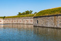 Fort Monroe, Largest Stone Fort In America Royalty Free Stock Photo - 97951925