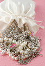 Bag Of Jewels Stock Images - 983154