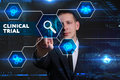 Business, Technology, Internet And Network Concept. Young Busine Royalty Free Stock Image - 98097806