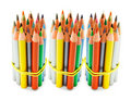 Colour Pencils Royalty Free Stock Photos - 9812998