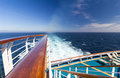 View From Cruise Ship Stock Photography - 98214052