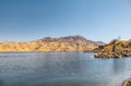 Lake Kaweah To Sequoia National Park. Royalty Free Stock Photo - 98243715