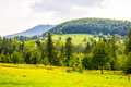 Alone House On The Hill Stock Image - 98297041