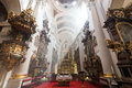 Inside The St. Thomas` Church In Prague Stock Photography - 98323012