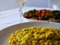 Risotto With Pumpkin Stock Photos - 98326583