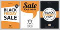 Black Friday Sale Card Sets Stock Photos - 98336773
