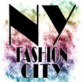 New York City Art. Street Graphic Style NYC. Fashion Stylish Print. Template Apparel, Card, Label, Poster. Emblem, T-shirt Stamp. Royalty Free Stock Image - 98386636