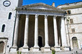 Temple Of Minerva In Assisi Royalty Free Stock Photography - 9848837