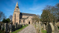 Front Entrance To St Machar`s Cathedral In Aberdeen Stock Photos - 98402363