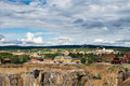 Swedish Mining Town Falun Stock Image - 98431191
