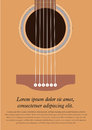 Classical Acoustic Guitar. Royalty Free Stock Photography - 98448077