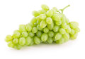 Green Grapes Isolated On A White Background Royalty Free Stock Images - 98449409