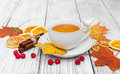 Hot Tea With Spices Royalty Free Stock Image - 98489576