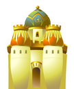 Castle Royalty Free Stock Image - 9859826