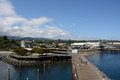 View Of Port Angeles From The Pier, Washington Royalty Free Stock Image - 98508156