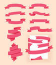 Vector Pink Ribbon Vector And Clipart Fro Industries Stock Photography - 98599662