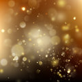 New Year And Xmas Defocused Background With Blinking Stars. EPS 10 Vector Royalty Free Stock Image - 98601356