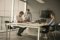 Business People In Office. Stock Images - 98773654