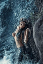The Real Mermaid Royalty Free Stock Images - 98991839