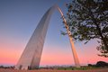Gateway Arch In St. Louis, Missouri. Royalty Free Stock Photos - 99000008