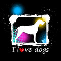 Dog Head Animal White Puppy Pet Vector Black Graphic Royalty Free Stock Photography - 99009577