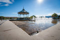 The Famous Music Dome On The `Champ De Mars` Of The City Valence Stock Images - 99035334